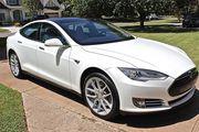 2012 Tesla Model S Signature 85 4 Door Sedan